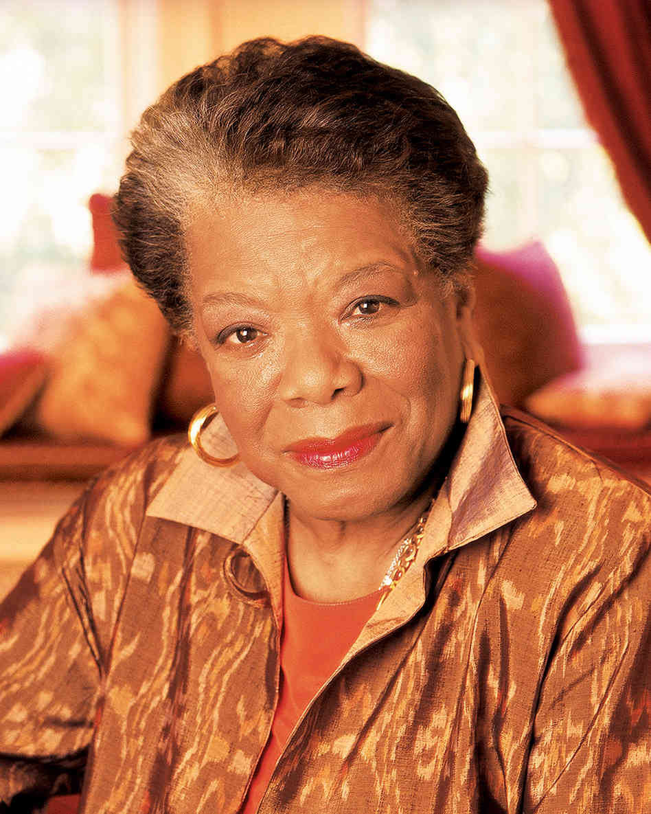 The Boldest Sister Of Them All Maya Angelou